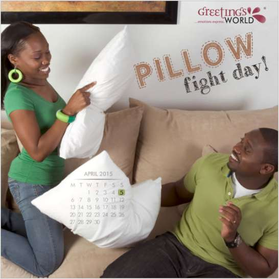 Pillow Fight Day-K30