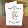 Bachelor or Bachelorette Card
