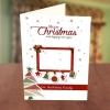 Family Photo Christmas New Year Card