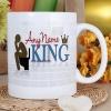 King On the Throne Mug