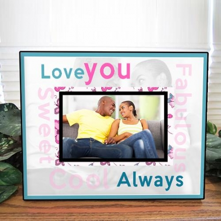 Love You Always Photo Frame