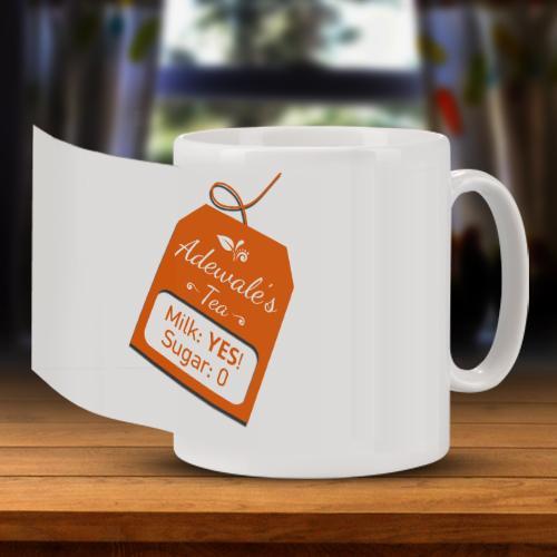 Personalised Beverage Recipe Mug Full
