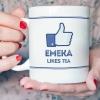 Personalised Facebook Mug