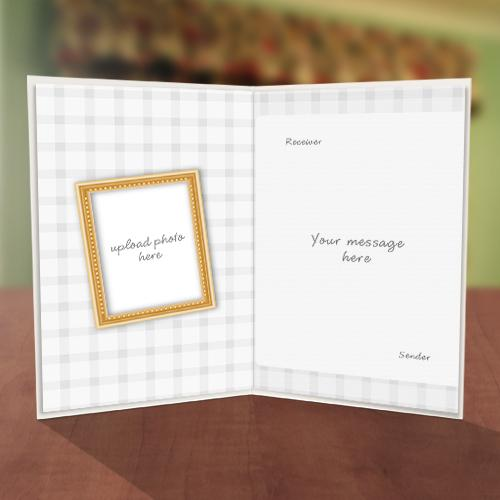 Personalised Mouse Trap Birthday Card Inner