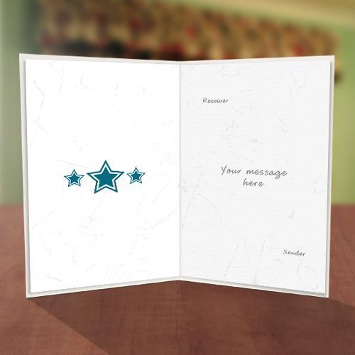 Personalised OMG Birthday Card Inner