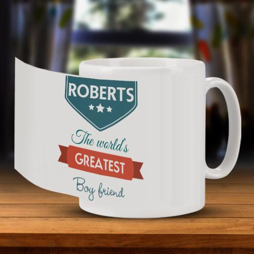 Personalised World Greatest Mug Full