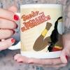 Wonder Woman Photo Upload Mug