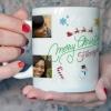 Christmas sleigh Mug