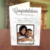 Champagne Toast Anniversary Card