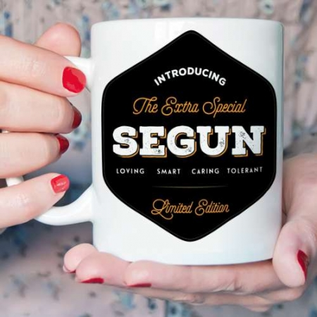 Extra Special Limited Edition Mug