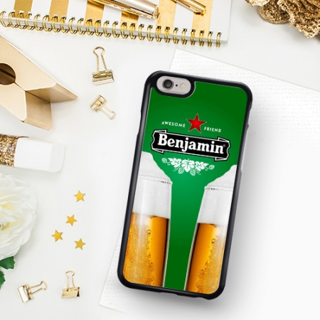 Personalised Beer Buddy Phone Case