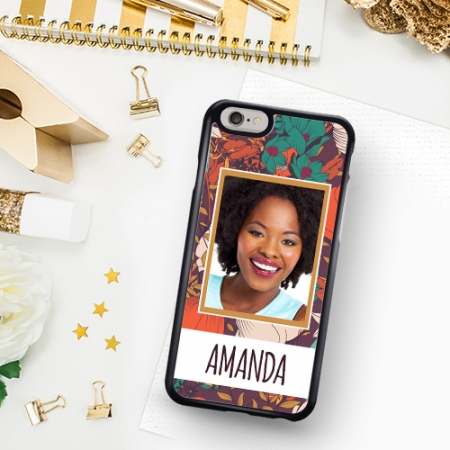 Personalised Floral Phone Case