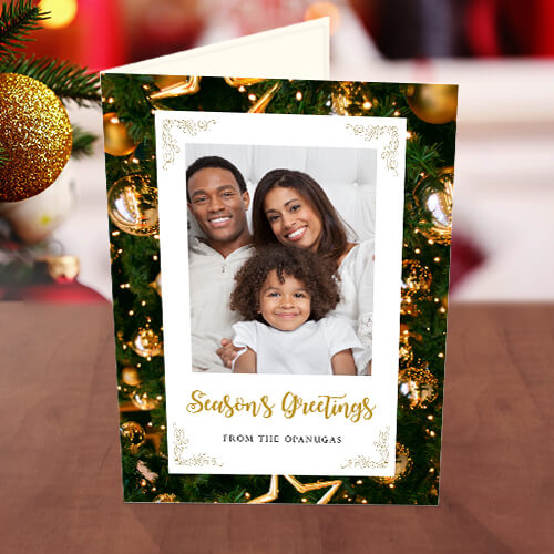 3 Ways To Personalise Your Christmas Cards