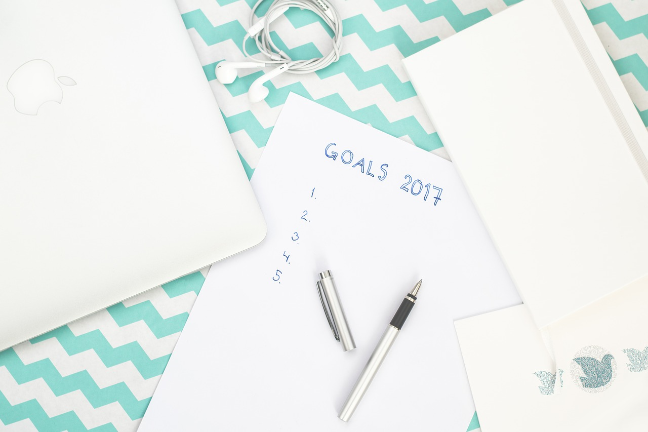 How Having New Year Goals Can Change Your Life