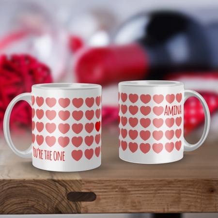 Personalised Only One Mug