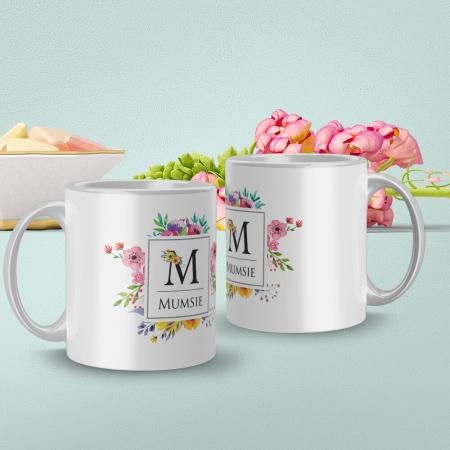 Floral Mumsie Mug