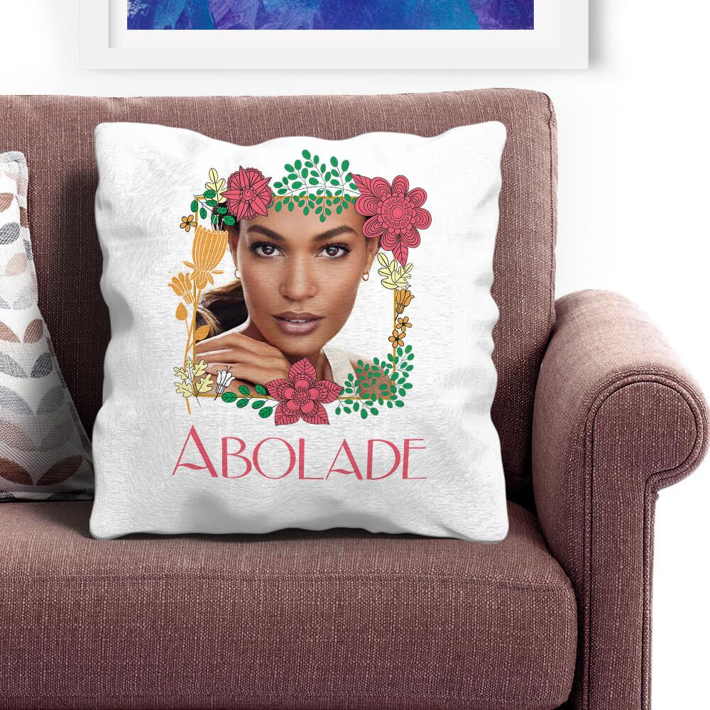 Throw Pillows Greetings World